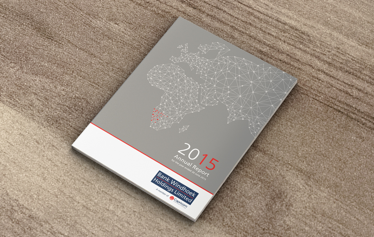Bank Windhoek annual report 2015
